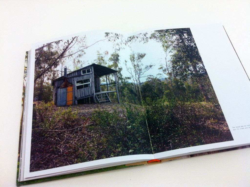 Shack - a collection of photographs and stories by Simon Griffiths