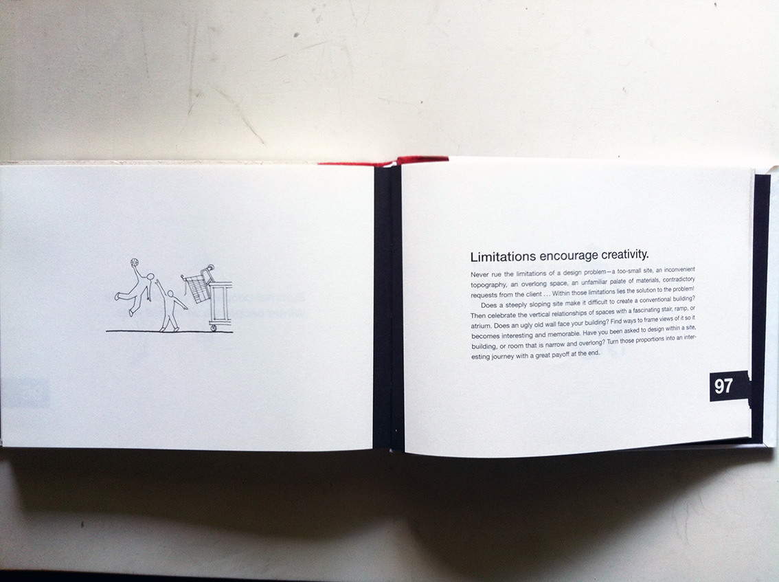 101 Things I Learned in Architecture School by Matthew Frederick (2007,...