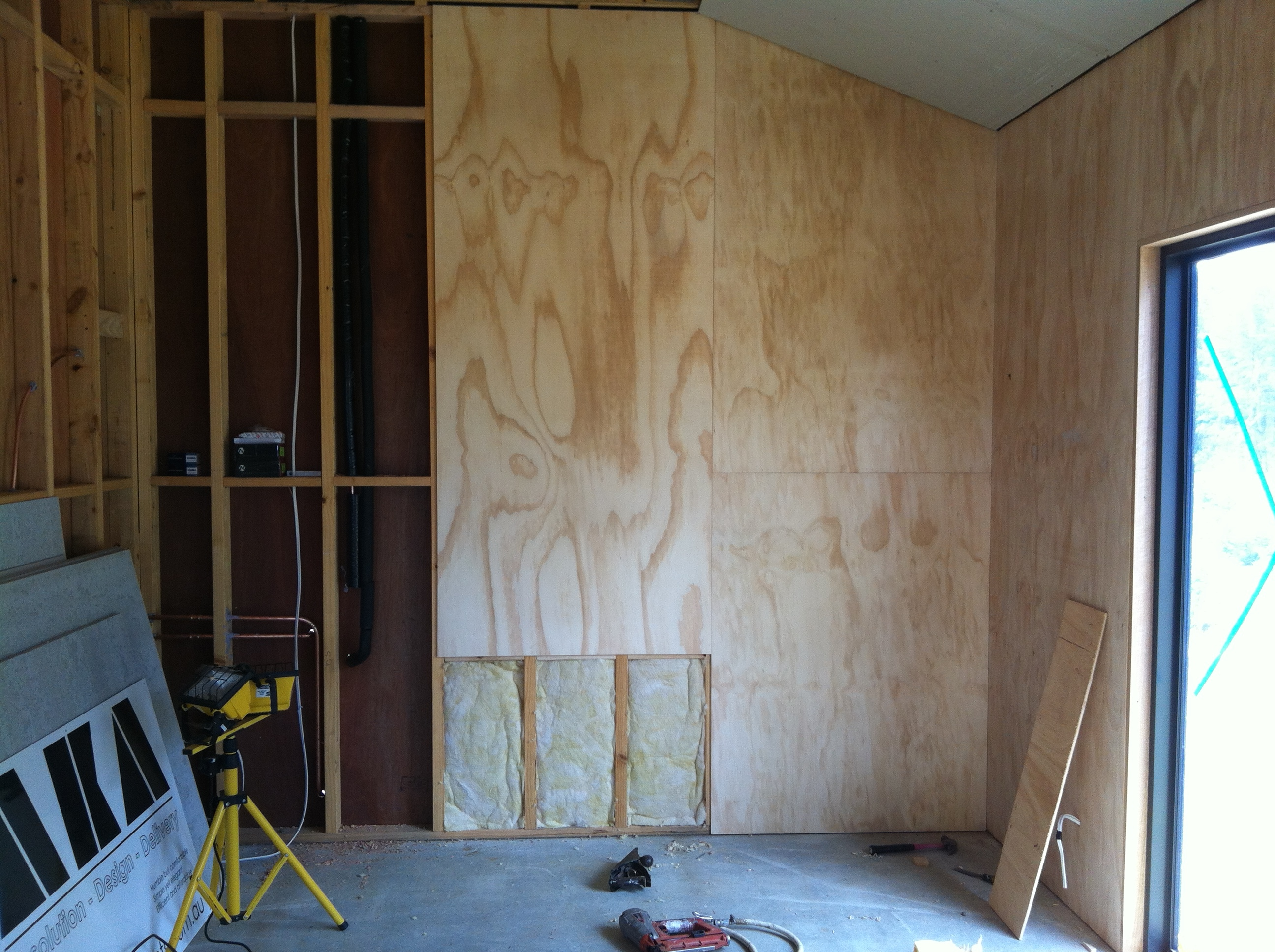 Insulation Amp Wall Lining 60k House