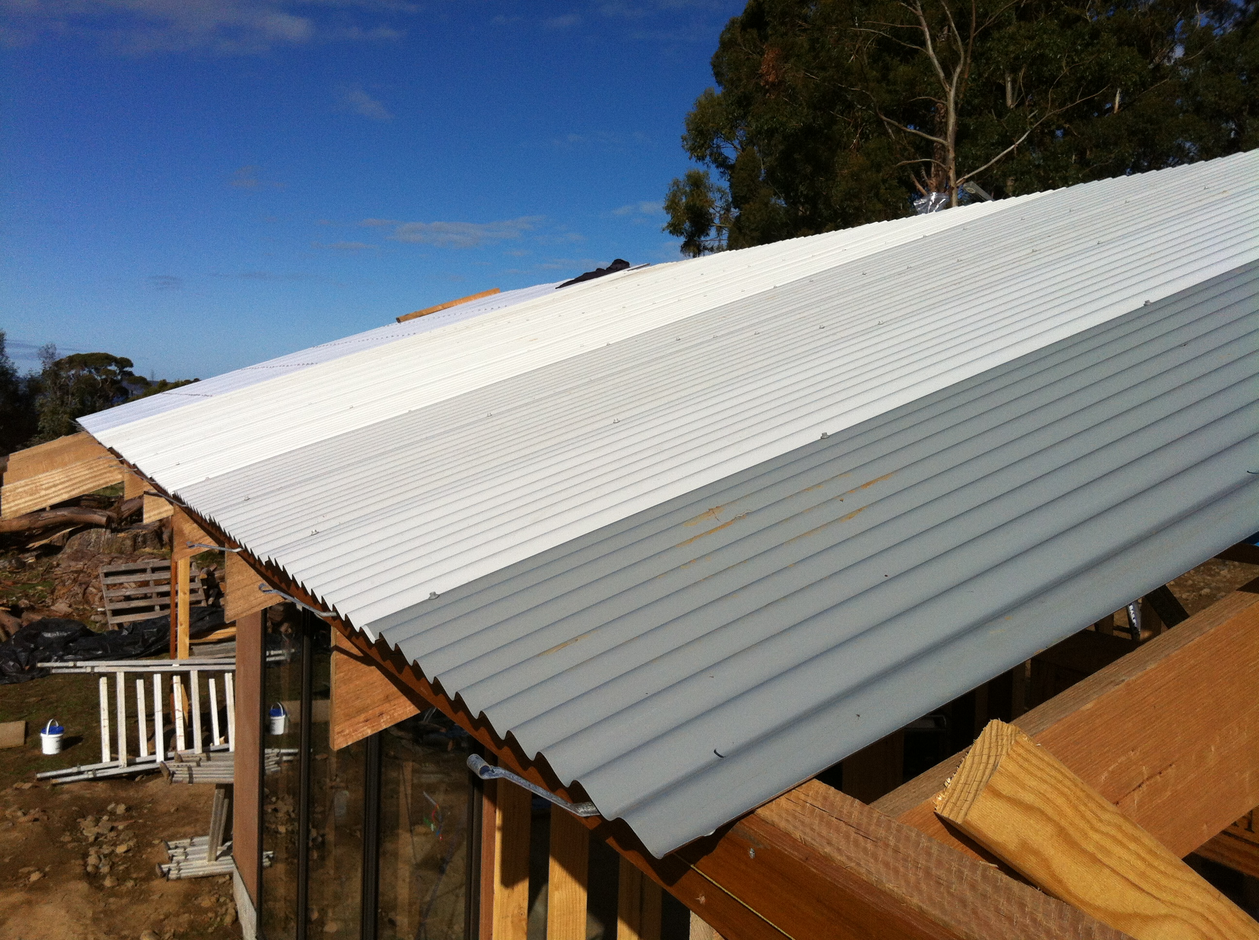 Putting On The Roof 60k House
